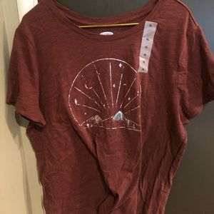 Old Navy bohemian shirt
